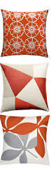 Accent Pillows For Brown Sofa by Best 25 Orange Throw Pillows Ideas Only On Pinterest Orange