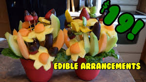 edible arrangements at home nifty recipe youtube