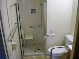 Open Showers No Doors Bathroom Bathroom Small With Walkin Open Shower No Door Rug On