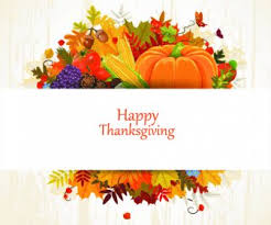 happy thanksgiving background design vector vector background free
