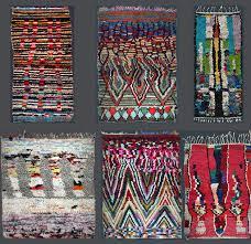 moroccan boucherouite rugs make