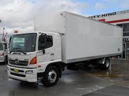 2012 hino gh 500 series pantech furniture pan nsw truck