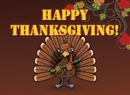 thanksgiving message tarantin industries