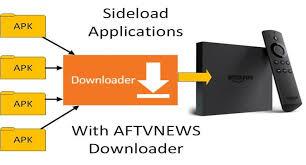 dowloader apk sideload apps on tv using tv downloader app method 3