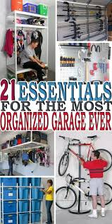 Garage Organizing - 21 of the best garage organization ideas my stay at home adventures