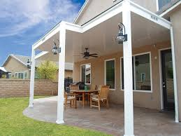 Vinyl Patio Roof Vinyl Patio Covers Louvred Patio Covers Los Angeles Ca