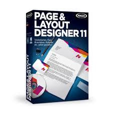 flyer designen programm der magix page layout designer 11 zum erstellen der eigenen logos