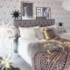 papier peint deco chambre deco chambre romantique papier peint gris et blanc tête de lit