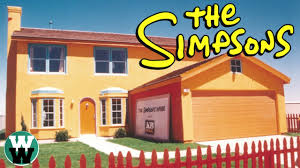 Images Of Houses 10 Real Houses Inspired By Cartoons Youtube