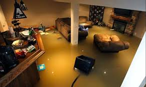 Flooring For Basements That Flood Heavy Rainfall Can Cause Basement Flooding Is My Home Safe