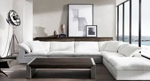 White Sectional Sofa by Furniture Restoration Hardware Maxwell White Sectional Sofa For