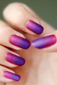 the bloomin u0027 couch gradient nail art