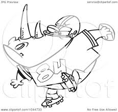 football helmet clipart pictures outline of a field free program
