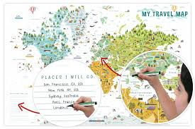 travel world map my travel map interactive travel world map for geography for