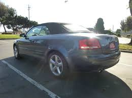 audi a4 2007 convertible 2007 audi a4 3 2 quattro awd 2dr convertible 3 1l v6 6a in