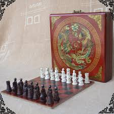 buy chess set aliexpress com buy chess set collection souvenirs vintage chinese