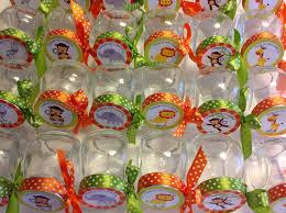 recuerdos de bautizado con frascos de gerber frascos de vidrio18 jpg 1600 1195 centros de mesa pinterest