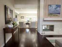 this home u0027s entryway is an introduction to the large living room