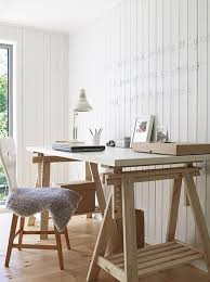 Trestle Computer Desk 28 Gorgeous Trestle Tables And Desks For Your Home Digsdigs