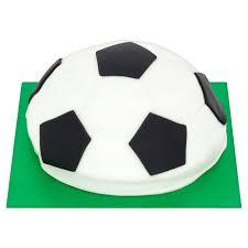 football cake morrisons morrisons football celebration cake product information