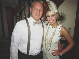 last minute couples halloween costume roaring u002720s great gatsby