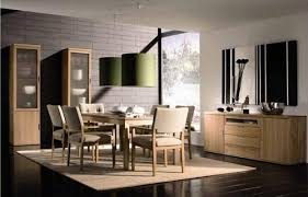 arredamento sala da pranzo moderna sala da pranzo moderna materiali colori e illuminazione