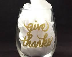 thanksgiving wine etsy