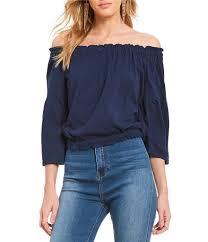 shoulder tops the shoulder women s casual dressy tops blouses
