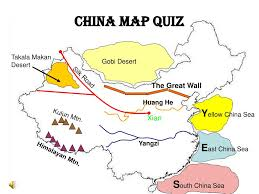West Africa Map Quiz by Ppt China Map Quiz Powerpoint Presentation Id 454204