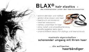 blax hair elastics snagfree blax blax hair elastics blax haargummi blax