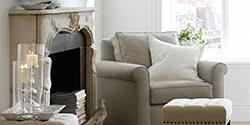 decorating small livingrooms living room design ideas inspiration pottery barn
