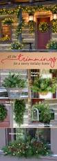 Christmas Outdoor Decor by Deck The Halls All Weather Holiday Decor Easy And Elegant Like