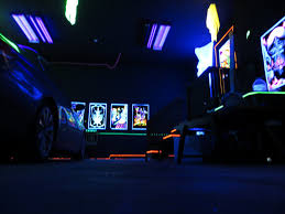 black light bedroom check out my blacklight garage