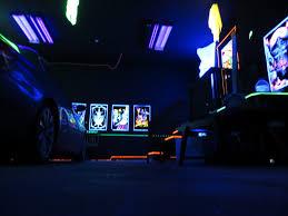 blacklight bedroom check out my blacklight garage