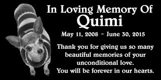 dog memorial stones dog funeral headstones grave markers