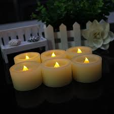liander gorgeous flameless candles flickering timer feature