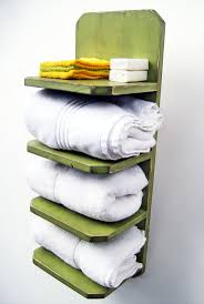 Bathroom Towel Decorating Ideas Best 20 Towel Holder Bathroom Ideas On Pinterest Diy Bathroom