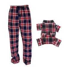matching human and pajamas from fabdog