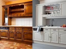 renover cuisine bois étourdissant renover cuisine bois et impressionnant renovation