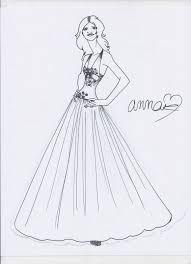 fashion dresses sketches latest fashion style