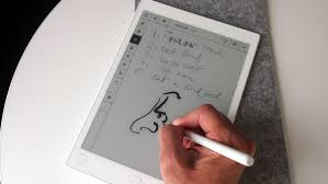 e paper writing tablet remarkable is all you love about pen and paper with none of the fuss there s tilt and pressure sensitivity as well as palm rejection