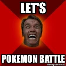 Pokemon Battle Meme - meme arnold let s pokemon battle 5390719