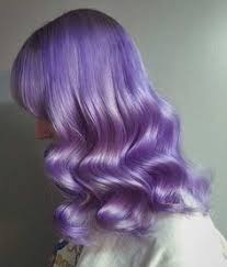 such a dreamy hair color and airy style periwinkle and platinum