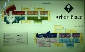 map of arbor arbor place mall directory mike kalasnik flickr