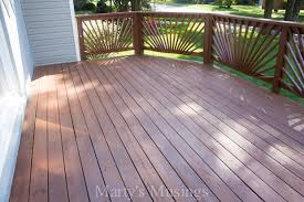 outside deck remodel idea hometalk