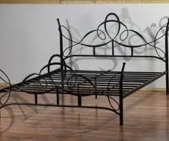 Black Metal Bed Frame 76 Best Bed Frames Images On Pinterest Bed Furniture Stylish