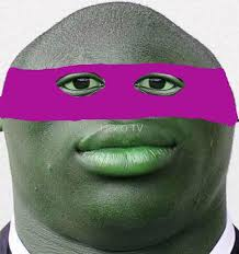 Ninja Turtles Meme - ninja turtle in real life meme by jack o tv redbubble