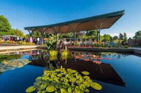 Denver Botanic Gardens Free Days Annuals Garden And Pavilion Denver Botanic Gardens
