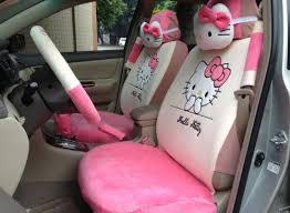 housse de siege hello acheter couvertures de siège de voiture 18 pièces pink hello