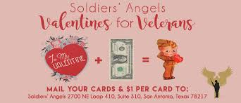 soldiers valentines for veterans